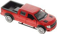 Купить ТехноПарк Модель автомобиля Ford F-150 SVT Raptor цвет красный, Машинки