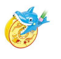 Купить Ami&Co Игрушка-каталка Акула цвет голубой, Amico