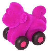Купить Rubbabu Фигурка функциональная Обезьяна цвет пурпурный, ISEO CHEMDIS PTV. LT