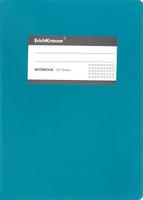 Купить Erich Krause Тетрадь One Color 120 листов в клетку цвет бирюзовый, Тетради