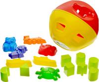 Купить Mochtoys Развивающая игрушка Логический шар, ООО Зебра Тойз