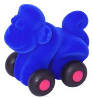 Купить Rubbabu Фигурка функциональная Обезьяна цвет синий