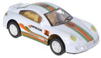 Купить Shantou Машинка инерционная Крутые тачки цвет белый, Shantou City Daxiang Plastic Toy Products Co., Ltd