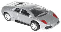 Купить Shantou Машинка инерционная цвет серебристый, Shantou City Daxiang Plastic Toy Products Co., Ltd
