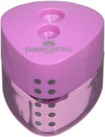 Купить Faber-Castell Точилка Grip цвет сиреневый