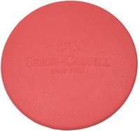 Купить Faber-Castell Ластик цвет красный, Чертежные принадлежности