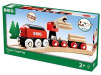Купить Brio Железная дорога с подъемным краном