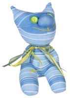 Купить Авторская игрушка - носуля YusliQ Умник . Ручная работа. kuri11, Мягкие игрушки