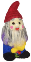 Купить Авторская игрушка YusliQ Гномик . Ручная работа. Yst7, Мягкие игрушки