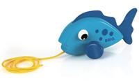 Купить Brio Игрушка-каталка Рыбка, Brio AB