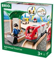 Купить Brio Железная дорога с переездом