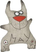 Купить Авторская игрушка Котямба - Ручная работа. Ku16, YusliQ, Мягкие игрушки