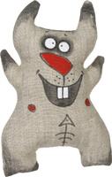 Купить Авторская игрушка Котямба - коротыш . Ручная работа. ku18, YusliQ, Мягкие игрушки