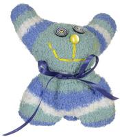 Купить Авторская игрушка - носуля YusliQ Маленький заинька . Ручная работа. kuri21, Мягкие игрушки