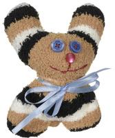 Купить Авторская игрушка - носуля YusliQ Маленький заинька . Ручная работа. kuri29, Мягкие игрушки