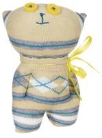 Купить Авторская игрушка - носуля YusliQ Маленький заинька . Ручная работа. kuri33, Мягкие игрушки