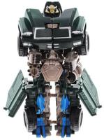 Купить Тилибом Робот-трансформер цвет темно-зеленый светло-бежевый голубой