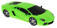 Купить Junfa Toys Машинка инерционная Racing Bicycle цвет салатовый