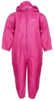 Купить Комбинезон-дождевик детский Hippychick, цвет: розовый. 2001800158. Размер 80/86, 12-18 месяцев, Одежда для новорожденных