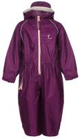 Купить Комбинезон детский Hippychick, цвет: сливовый. 2001100218. Размер 80/86, 12-18 месяцев, Одежда для новорожденных