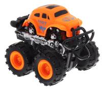 Купить Big Motors Машинка инерционная 4 WD цвет оранжевый, Dream Makers