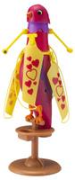 Купить Zipppi Pets Интерактивная игрушка Летающая птичка цвет малиновый, Top Secret Toys Ltd