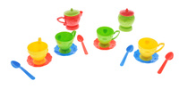 Купить ABtoys Игрушечный кухонный набор 14 предметов PT-00410