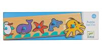 Купить Djeco Пазл для малышей Море, Djeco Sarl
