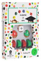 Купить Pandora's Box Математический набор №7 на сложение и вычитание до 20 цвет красный зеленый белый, Обучение и развитие