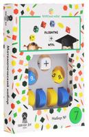 Купить Pandora's Box Математический набор №7 на сложение и вычитание до 20 цвет синий желтый белый, Обучение и развитие