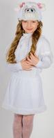 Купить Карнавалия Карнавальный костюм для девочки Козочка размер 122, Карнавальные костюмы и аксессуары
