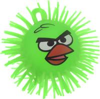 Купить 1TOY Игрушка-антистресс Ё-Ёжик Злая птичка цвет зеленый диаметр 12 см
