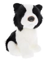 Купить Soya Мягкая игрушка Щенок породы бордер-колли 19 см, Soya Industrial Co., LTD