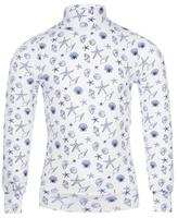 Купить Водолазка для девочки M&D, цвет: белый. WJO26001M. Размер 122, Одежда для девочек