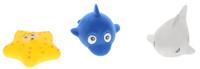 Купить ABtoys Набор игрушек для ванной Веселое купание 3 шт PT-00332, Первые игрушки