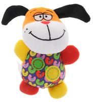 Купить Bondibon Мягкая игрушка-погремушка Собачка, Bondibon Creatures Co., LTD