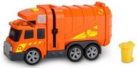 Купить Dickie Toys Мусоровоз цвет оранжевый, Dickie Toys, 20306737