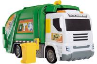 Купить Dickie Toys Мусоровоз цвет зеленый белый