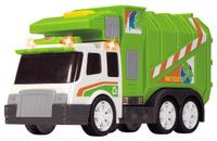 Купить Dickie Toys Мусоровоз цвет зеленый, Dickie Toys, 20306737