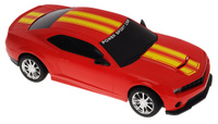 Купить Junfa Toys Машинка инерционная Racing цвет красный, Машинки