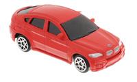 Купить Uni-Fortune Toys Модель автомобиля BMW X6 цвет красный, Uni-FortuneToys Industrial Ltd., Машинки