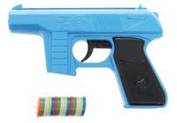 Купить Форма Пистолет с дисковыми пулями, Игрушечное оружие