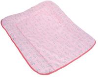 Купить Доска пеленальная Фея Зайчики , на комод, цвет: розовый, белый, 70 х 60 см, Позиционеры, матрасы для пеленания