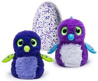 Купить Hatchimals Интерактивная игрушка Дракоша цвет темно-синий фиолетовый, Интерактивные игрушки