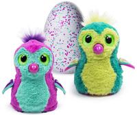 Купить Hatchimals Интерактивная игрушка Пингвин цвет бирюзовый, Интерактивные игрушки