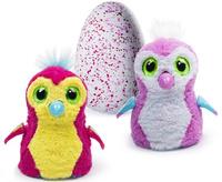 Купить Hatchimals Интерактивная игрушка Пингвин цвет розовый, Интерактивные игрушки
