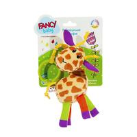 Купить Fancy Развивающая игрушка Жирафик вибрирующая, Dream Makers, Развивающие игрушки