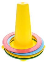 Купить Аэлита Игровой набор Бросайка цвет желтый, Спортивные игры