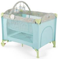 Купить Happy Baby Кровать-манеж Lagoon V2 цвет синий
