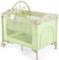 Купить Happy Baby Кровать-манеж Lagoon V2 цвет зеленый